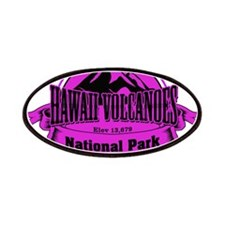 hawaii volcanoes 4 Patches