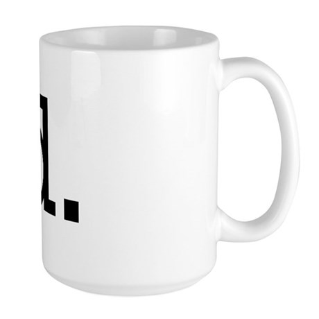 Old Large Mug