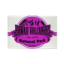 hawaii volcanoes 1 Rectangle Magnet (10 pack)