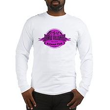 hawaii volcanoes 1 Long Sleeve T-Shirt