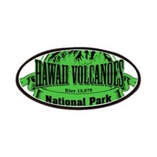 hawaii volcanoes 2 Patches