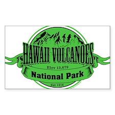 hawaii volcanoes 2 Decal
