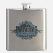 hawaii volcanoes 4 Flask