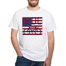 US FLAG RIDE T-Shirt