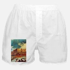 Canaletto: Bucentaurs Return Boxer Shorts