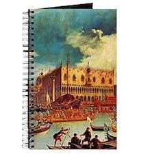 Canaletto: Bucentaurs Return Journal