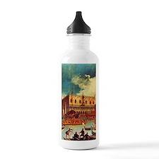Canaletto: Bucentaurs Water Bottle