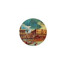 Canaletto: Bucentaurs Retur Mini Button (100 pack)