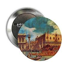 "Canaletto: Bucentaurs Retu 2.25"" Button (100 pack)"