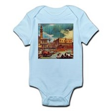 Canaletto: Bucentaurs Return Infant Bodysuit