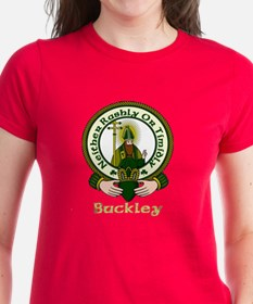 Buckley Clan Motto Tee