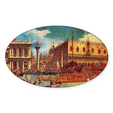 Canaletto: Bucentaurs Return Decal