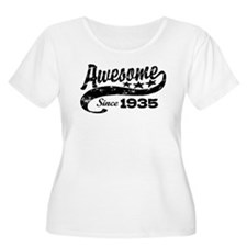 Awesome Since 1935 T-Shirt