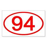 94 Bumper Stickers