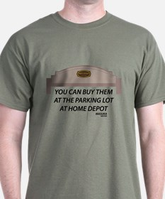 Bench Masuka Quote T-Shirt