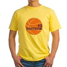 Custom Basketball T