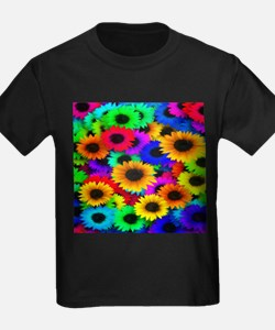 Glorious Sunflowers T