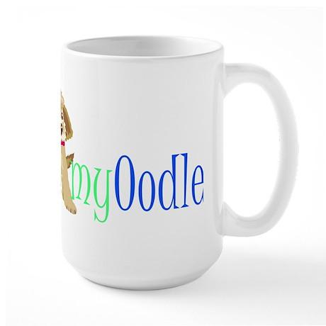 MyOodle Large Mug