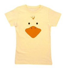 Cute Little Ducky Girl's Tee