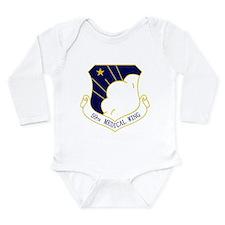 59th MDW Long Sleeve Infant Bodysuit