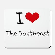 I love The Southeast Mousepad