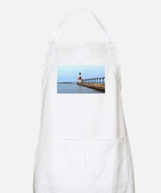 Michigan City Lighthouse Apron