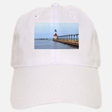 Michigan City Lighthouse Baseball Baseball Baseball Cap