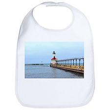 Michigan City Lighthouse Bib