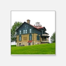 Old Michigan City Lighthouse Sticker
