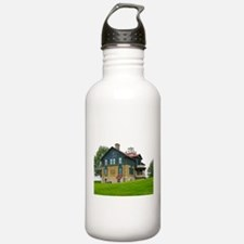 Old Michigan City Lighthouse Water Bottle