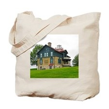 Old Michigan City Lighthouse Tote Bag