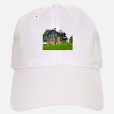 Old Michigan City Lighthouse Baseball Baseball Baseball Cap