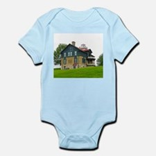 Old Michigan City Lighthouse Body Suit