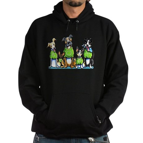 Adopt Shelter Dogs DK Hoodie