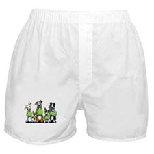 Adopt Shelter Dogs Boxer Shorts