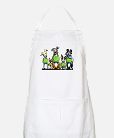 Adopt Shelter Dogs Apron