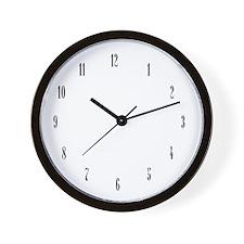 Wall Clock-Elegant