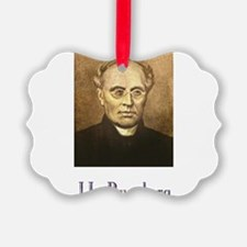 J.L. Runeberg w text Ornament