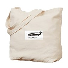 Uh-60 Blackhawk Tote Bag