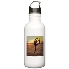 Ballet on the Beach Water Bottle