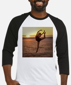 Ballet on the Beach Baseball Jersey