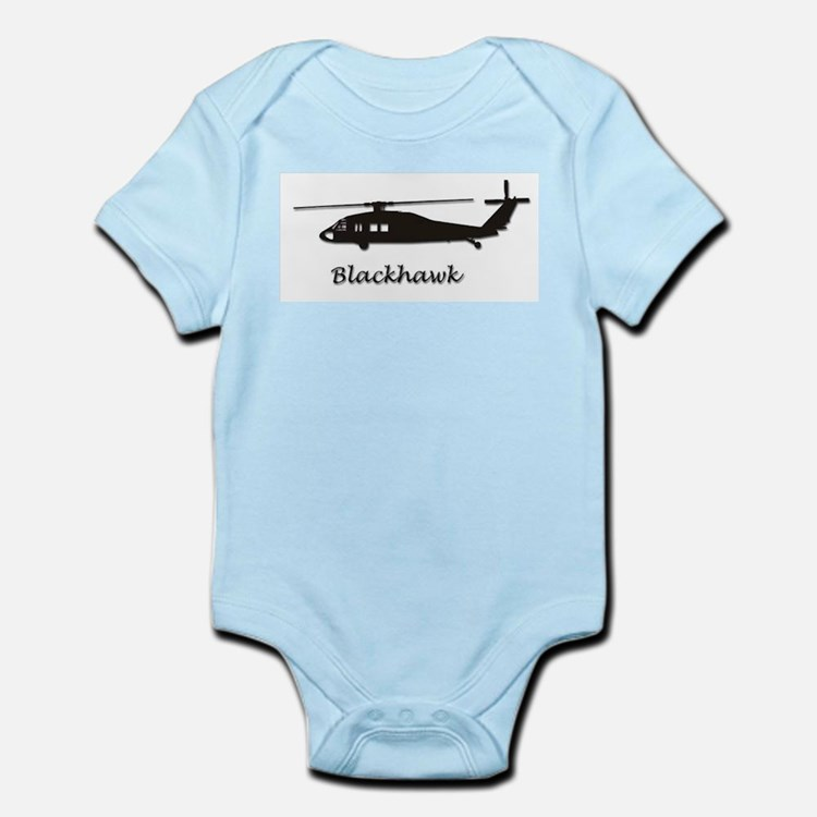UH-60 Blackhawk Infant Bodysuit