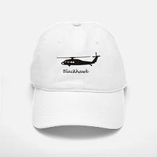 Uh-60 Blackhawk Baseball Baseball Cap