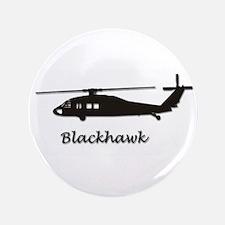 """Uh-60 Blackhawk 3.5"""" Button"""