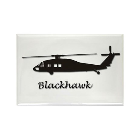 UH-60 Blackhawk Rectangle Magnet (10 pack)