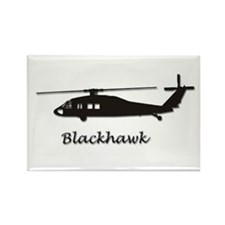 UH-60 Blackhawk Rectangle Magnet