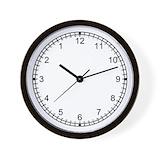 Backward clock Basic Clocks