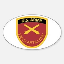 US Army Field Artillery Decal