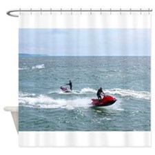 summer fun Shower Curtain