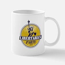 Libertarian Logo Small Small Mug